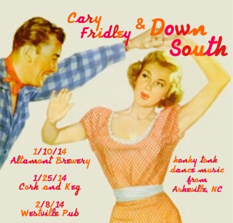 Down South 2014 Upcoming Shows